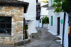 The Old Village of Panagia - Thasos