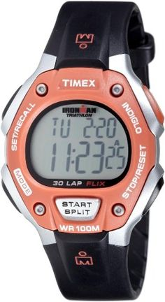 Timex Mens T5K311 Ironman 30Lap Resin Strap Digital Watch * Click image to review more details.Note:It is affiliate link to Amazon.