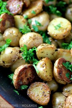 Skillet Greek Potatoes by Noshing With The Nolands (3) (Custom)