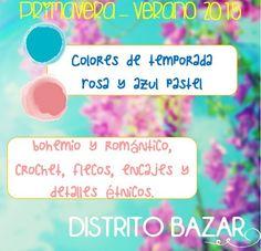 Descubre con nosotros la tendencia para esta primavera en distritobazar.com #DistritoBazarMx #fashion #moda #accesorios #mujer #lindo #hermoso #fashionmexico #modamexico #mujerhermosa