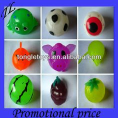 Tongle squishy pig venting splat ball with ten colors available $0.11~$0.17