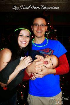 Christmas at Our Home LogHomeMom.blogspot.com