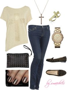 """""""outfit"""" by smacedo85 on Polyvore"""