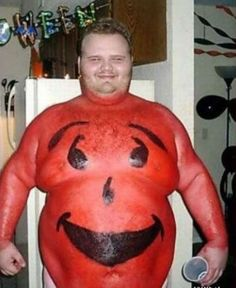 The real Kool-Aid man!!!!