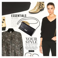 """""""Autumn Essentials"""" by anna-anica ❤ liked on Polyvore featuring Nili Lotan, Zimmermann, Toga, Acne Studios, Pussycat and Loeffler Randall"""