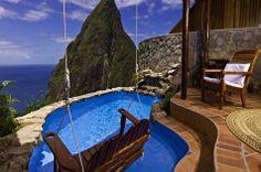 Visite algunos de los hoteles más fabulosos del mundo