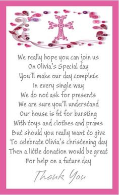 Poem For Birthday Invitation To Help Raise College Fund