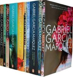 Gabriel Garcia Marquez Collection: Love in the Time of Cholera, One Hundred Years of Solitude, Chronicle of a Death Foretold, Of Love and Other Demons, The Story of a Shipwrecked Sailor... by Gabriel García Márquez