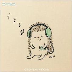 1254 何聴いてるの? What are you listening to?