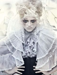"""Signe Vilstrup Photograper  for Per Fly's  film """"The woman who dreamed of a man."""""""
