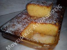 Greek Recipes, No Bake Cake, Tiramisu, French Toast, Food And Drink, Breakfast, Ethnic Recipes, Sweet, Desserts