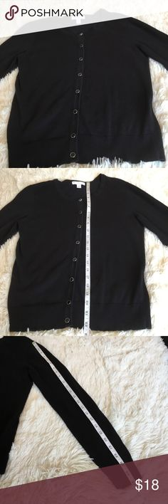 New York & Company Black Cardigan. Cute, soft Black Cardigan. Size M New York & Company Sweaters Cardigans