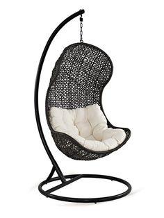 Rattan Outdoor Patio Swing Chair