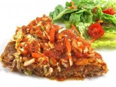 Skinny Sweet and Sour Cabbage Roll Skillet with Just 199 Calories a Serving! Get all the fabulous flavors of traditional stuffed cabbage but without all the rolling! I've made it skinny by using extra lean ground beef and brown Basmati rice instead of the usual white. Delight in the fact that 1 serving has just 199 calories, 3 grams of fat and 5 Weight Watchers POINTS PLUS!!!