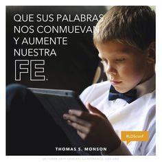 Spanish lds quote