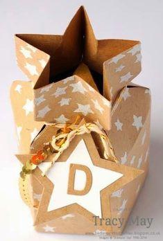 caja de estrella