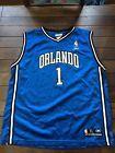 For Sale - Tracy McGrady Jersey Orlando Magic Rockets Blue  Mens S Nba Reebok Francis Mint - See More At http://sprtz.us/MagicEBay