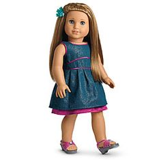 American Girl® Clothing: McKenna's Fancy Outfit