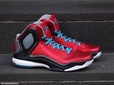 sports shoes ee369 b9a89 Adidas D Rose 5 Boost