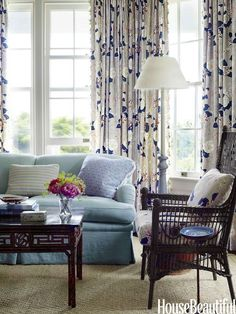 love these drapes!