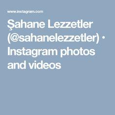 Şahane Lezzetler (@sahanelezzetler) • Instagram photos and videos