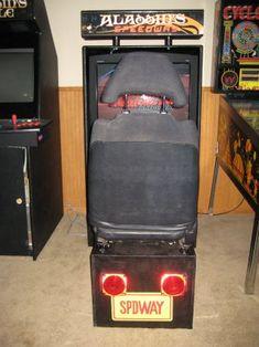Diy Arcade Cabinet, Arcade Room, Wood Putty, School Games, Arcade Games, Building, Pictures, Photos
