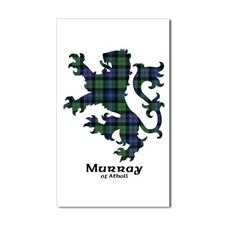 Lion - Murray of Atholl Decal