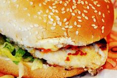 Follow This Recipe To Make a Spicy Portuguese Style Chicken Burger