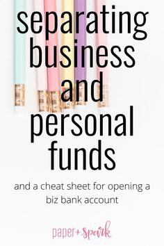 your biz need it's own bank account? Do I need to open a business bank account?Do I need to open a business bank account? Opening A Business, Start Up Business, Business School, Business Tips, Business Advisor, Small Business Resources, Business Essentials, Business Coaching, Business Motivation