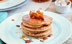 Paleo Vanilla Chai Pancakes (12 small)