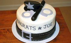 Nashville Parent: 10 CAKE-spiration Ideas! DIY cakes. Police Car Cakes, Retirement Cakes, Retirement Ideas, Fireman Cake, Army Cake, Fondant Cake Designs, Novelty Cakes, Cakes And More, Themed Cakes