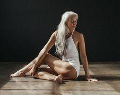 61-aastane ujumisriiete modell, kelleks me kõik saada tahame – Portail