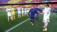 La otra cara de la despedida de Xavi | FC Barcelona