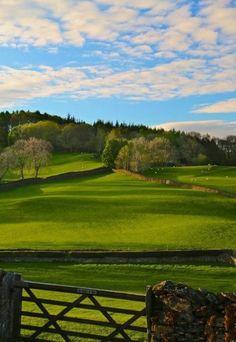 Beautiful English countryside!