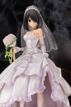 Kurumi Tokisaki Wedding Date A Live Statue