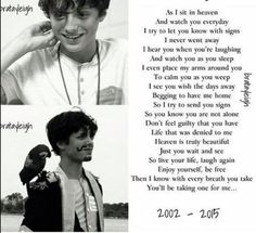 Caleb Logan I literally cried. I lost my best friend a year before Caleb passed. Caleb reminder me of that friend. When he passed it about killed me. Losing My Best Friend, Losing Me, Logan Quotes, Caleb Logan Bratayley, Dance Moms Dancers, Name Pictures, Hes Gone, Always Remember You, Celebrate Life
