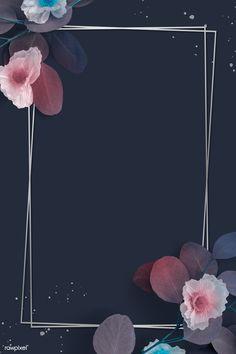 Abstract Iphone Wallpaper, Phone Wallpaper Images, Framed Wallpaper, Wallpaper Backgrounds, Flower Background Wallpaper, Flower Backgrounds, Background Patterns, Instagram Frame Template, Mubarak Ramadan