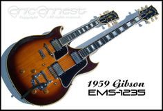 Gibson Double Neck EMS-1235