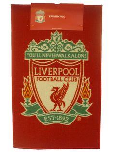 Liverpool FC Floor Rug