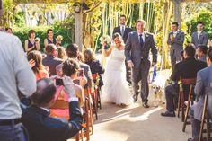 #KJbride Erica looking fabulous in @Lian Carlo Palavicini at her #SantaBarbara wedding! Photos by Several Guys! #liancarlo #kinsleyjames
