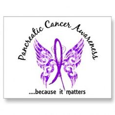 Pancreatic Cancer Awareness ...because it matters tattoo