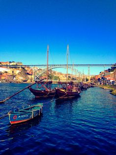 Rio Douro, Porto-Portugal foto de Helena Sampaio