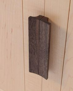 Looking forward to seeing some new handle designs this year as our designer maker students get stuck into the wall hanging cabinet project. Wooden Drawer Pulls, Wooden Drawers, Wooden Cabinets, Drawer Handles, Door Handles Vintage, Wooden Handles, Wood Door Handle, Wardrobe Door Handles, Wardrobe Door Designs