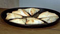 Haciendo empanadas árabes (Fatay o Sfiha)