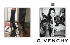 SS18: Givenchy revel their latest complain