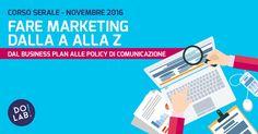 Fare marketing dalla A alla Z | Il mio corso a DoLab School