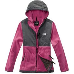 Lower Pink Women North Face Denali Hoodie Sale For Cheap