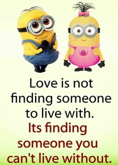 ideas funny relationship cartoons humor minions quotes for 2019 Minion Love Quotes, Minions Love, Minions Quotes, Love Memes, Jokes Quotes, Cute Quotes, Funny Quotes, Qoutes, Minion Things