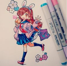 bye bye im going to school now!