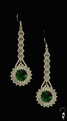 The Artist of these gorgeous earring's  They're still going viral.